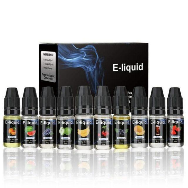 E-liquide sans propylène glycol : la tendance à adopter ?